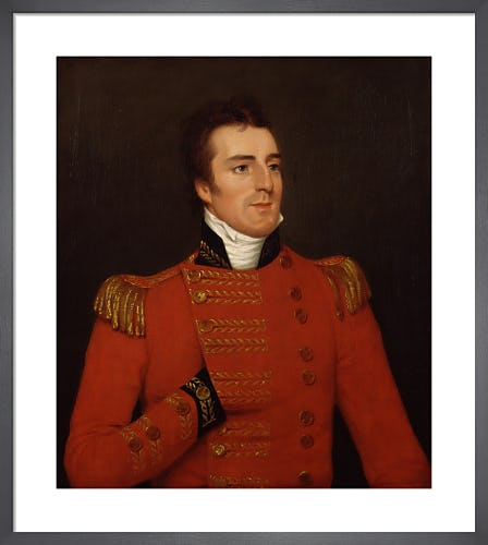 Arthur Wellesley, 1st Duke of Wellington by Robert Home