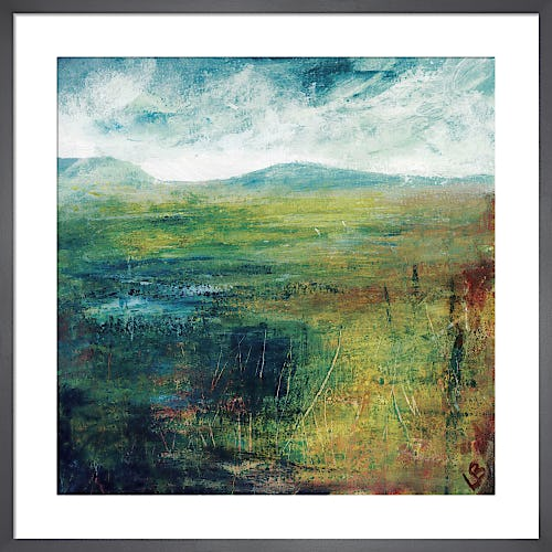 Hill and Water by Lesley Birch