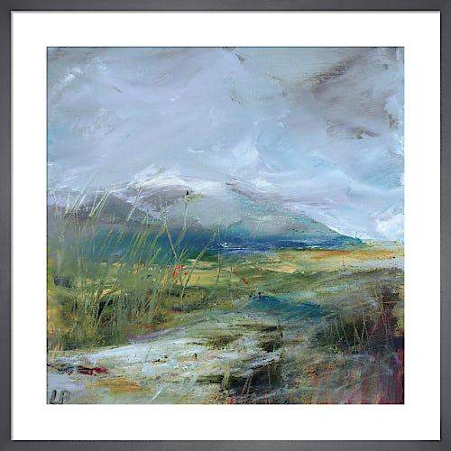 Winter Hills by Lesley Birch