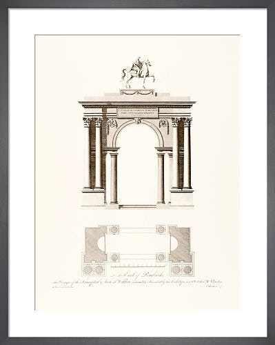 Classical Arches I by Sir William Chambers