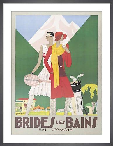 Brides les Bains by Leon Benigni