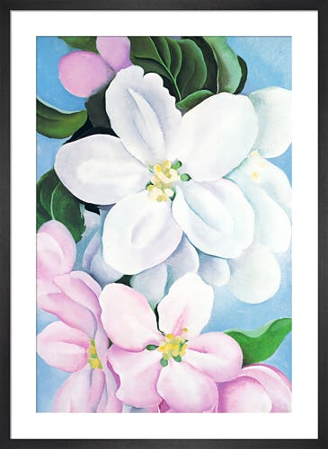 Apple Blossoms, 1930 by Georgia O'Keeffe