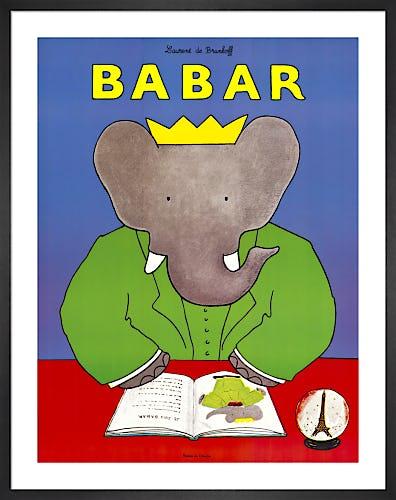 Babar by Laurent de Brunhoff