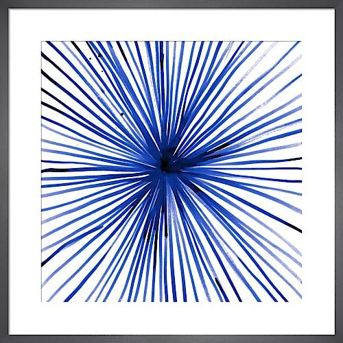 Sunburst Blue by Amy Sia
