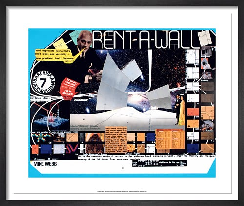 Rent-a-Wall, Auto Environment by Archigram