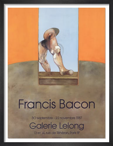 Galerie Lelong (1987) by Francis Bacon