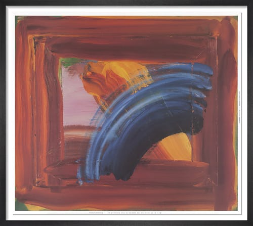 Late Afternoon (2003) by Sir Howard Hodgkin
