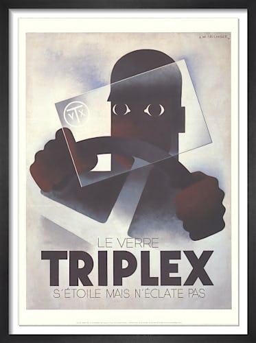 Triplex by A.M. Cassandre