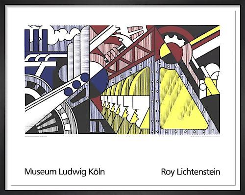 Study For Preparedness by Roy Lichtenstein