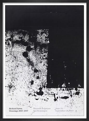 Drawings 2015-2017 by Richard Serra