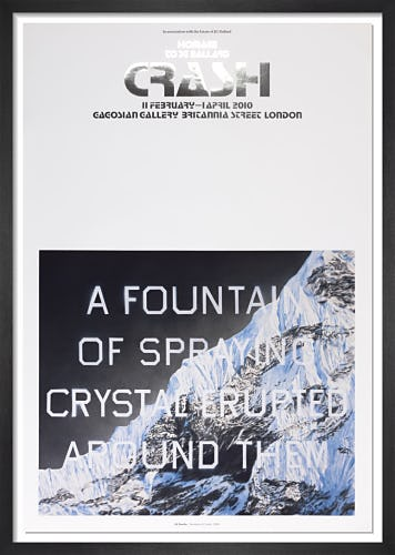 Fountain of Crystal (2009) by Ed Ruscha