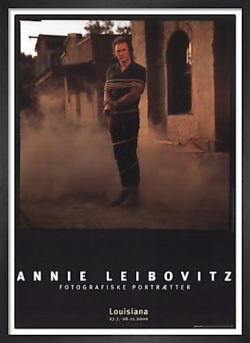 Clint Eastwood by Annie Leibovitz