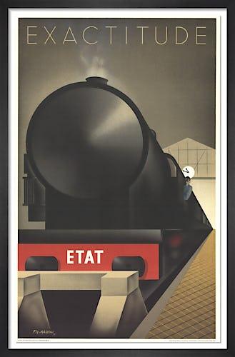 Exactitude (1982) by Pierre Fix-Masseau
