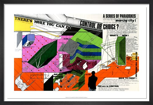 Control or Choice Hypothesis by Archigram