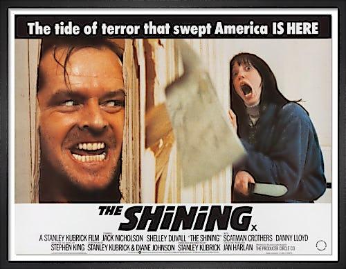 The Shining (1980) by Vintage Kubrick