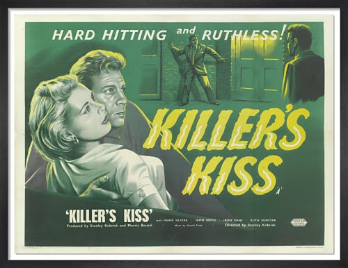 Killer's Kiss (1955) by Vintage Kubrick