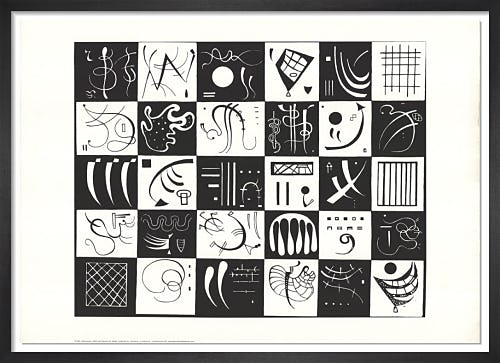 Thirty by Wassily Kandinsky