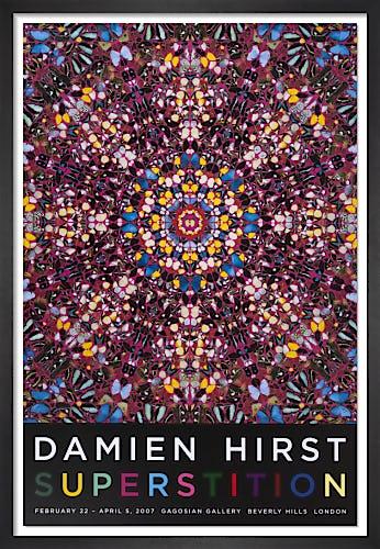 Superstition (2007) by Damien Hirst