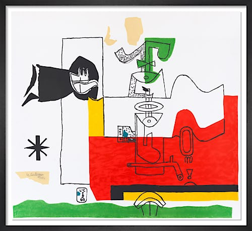 Totem, 1963 by Le Corbusier