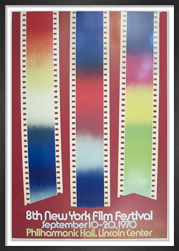 Short Cuts, 8th New York Film Festival (1970) by James Rosenquist
