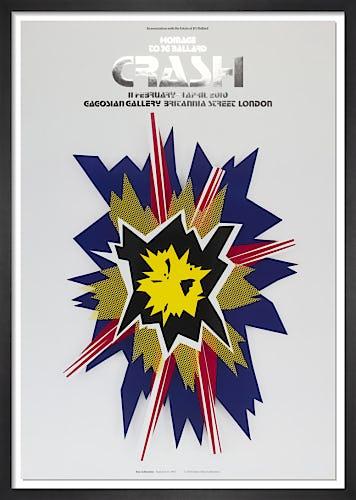 Explosion II (1965) by Roy Lichtenstein