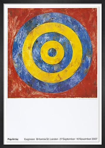 Target (1961) by Jasper Johns