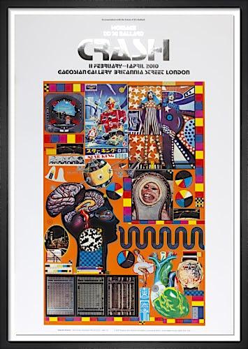 Zero Energy Experiment Pile (Z.E.E.P.) (1969-70) by Eduardo Paolozzi