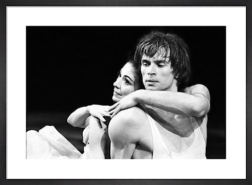 Fonteyn and Nureyev, 1969 by PA Images