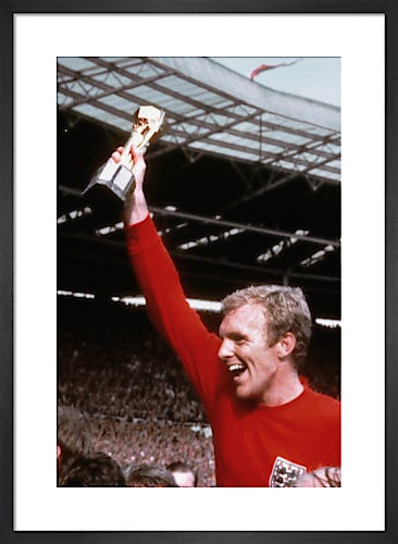 Bobby Moore, 1966 by PA Images