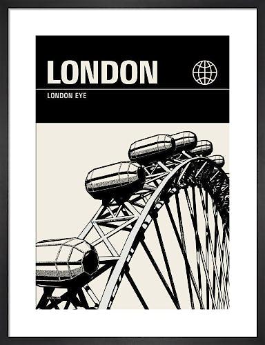 London (b&w) by Reign & Hail