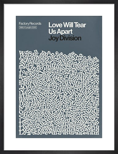 Love Will Tear Us Apart - Joy Division by Reign & Hail