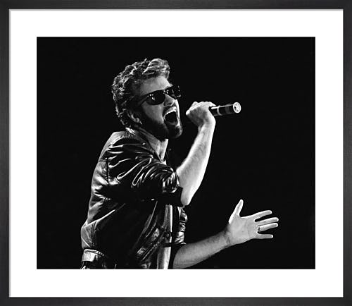 George Michael, 1985 by PA Images