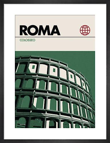 Rome by Reign & Hail