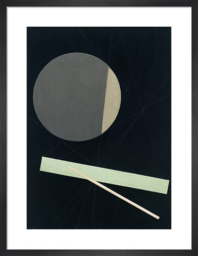Composition TP5 1930 by Lászlo Moholy-Nagy