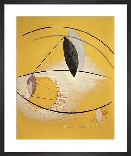 GAL AB 1 / Gemälde 1930 by Lászlo Moholy-Nagy