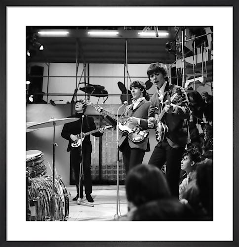 Around the Beatles Television Show, 1964 by PA Images