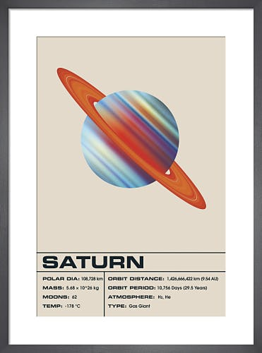 Saturn Light by Jeremy Harnell