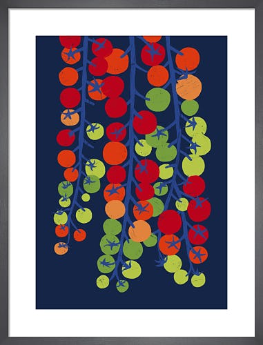 Tomatoes by Ana Zaja Petrak