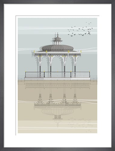 Bandstand by Linescapes