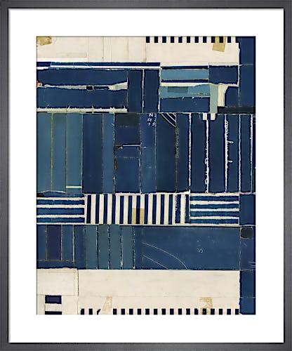 Blue Too, 2009 by Lisa Hochstein