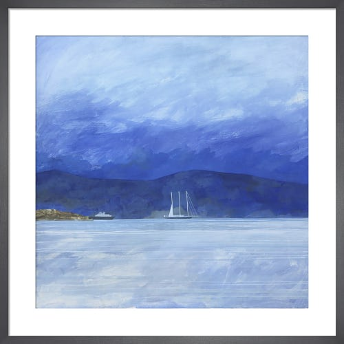 Three Masts by Andrew Lansley