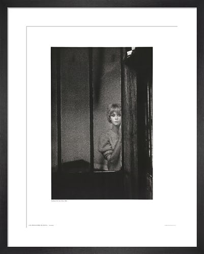 Ina by Jeanloup Sieff