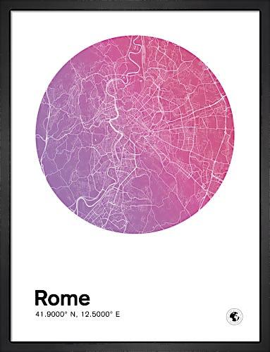 Rome by MMC Maps