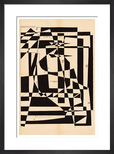 Lost Gardens No.51 (black) by Hormazd Narielwalla