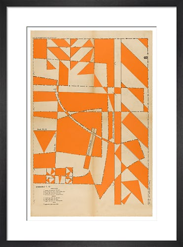 Lost Gardens No.50 (Orange) by Hormazd Narielwalla