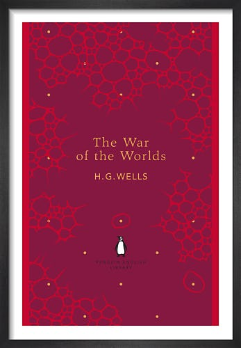 The War of the Worlds by Coralie Bickford-Smith