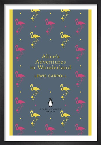 Alice's Adventures in Wonderland by Coralie Bickford-Smith