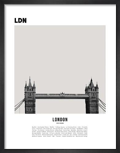London II by WK Fox Art