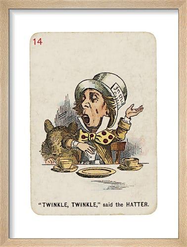 Twinkle Twinkle by Sir John Tenniel