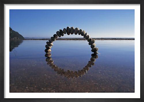 Stone Circle by Martin Hill